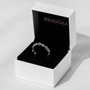 Pandora Love 925 Silver Ring